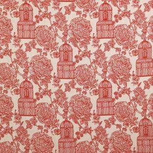 toile de jouy warwick fabrics. Black Bedroom Furniture Sets. Home Design Ideas